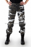 US BDU ladies housu,City Camo