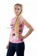 Ladies T-Paita Pink Camo