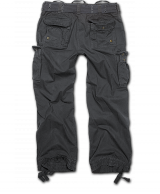 Royal Vintage housut, kivipesty, Musta