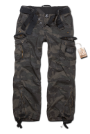 Royal Vintage housut, kivipesty Dark Camo