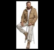 Pure Vintage housut, kivipesty, Old White