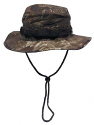 US Bush hat,hunter green ja hunter brown