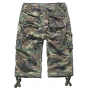 Urban Legend Kaprihousut, Woodland Camo