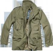 Jenkki M-65 -takki, uusiotuotantoa, Oliivinvihreä