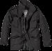 BRANDIT m-65 STANDARD JACKET BLACK,IRTOVUORELLA,uusiotuotanto