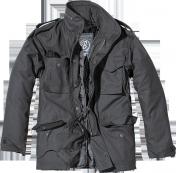Jenkki M-65 - takki, uusiotuotanto, Musta