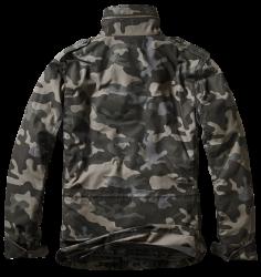 Jenkki M-65 -takki, uusiotuotantoa, Darg Camo