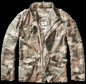 Brandit Britannia Jacket, kivipesty, Light Woodland