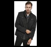 Brandit Britannia Jacket,Black