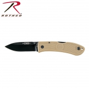 Ka-Bar Dozier Folding Metsästäjän veitsi