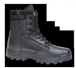 Tactical Boots vetoketjulla