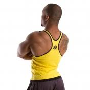 Logo Stringer Tank Top,keltainen