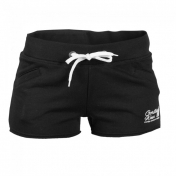 Women`s New Jersey Sweat Shorts ,musta