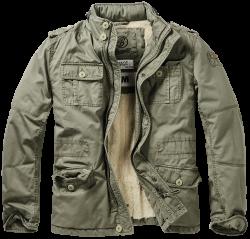Brandit Britannia Jacket  Talvivuorilla , kivipesty, Oliivi