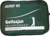 Golfaajan ensiapupakkaus