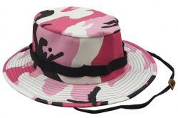 Jungle lierihattu,Pink Camo
