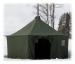 Komentoteltta eli korotettu teltta,(Party teltta)