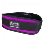 Womens Lifting Belt Black/Burble