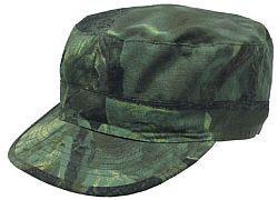 Us BDU field cap,hunter green
