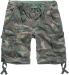Urban Legend Shortsit, Woodland Camo