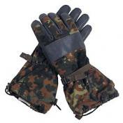 BW-Taistelukäsineet/Talvimalli(Gore-Tex),käytettyt