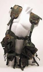 US-Taktinen TST-liivi,käytetty
